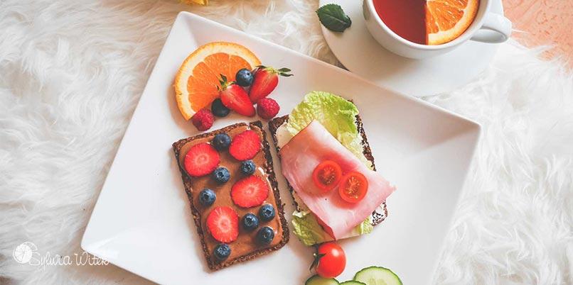 Kanapki na zdrowe śniadanie